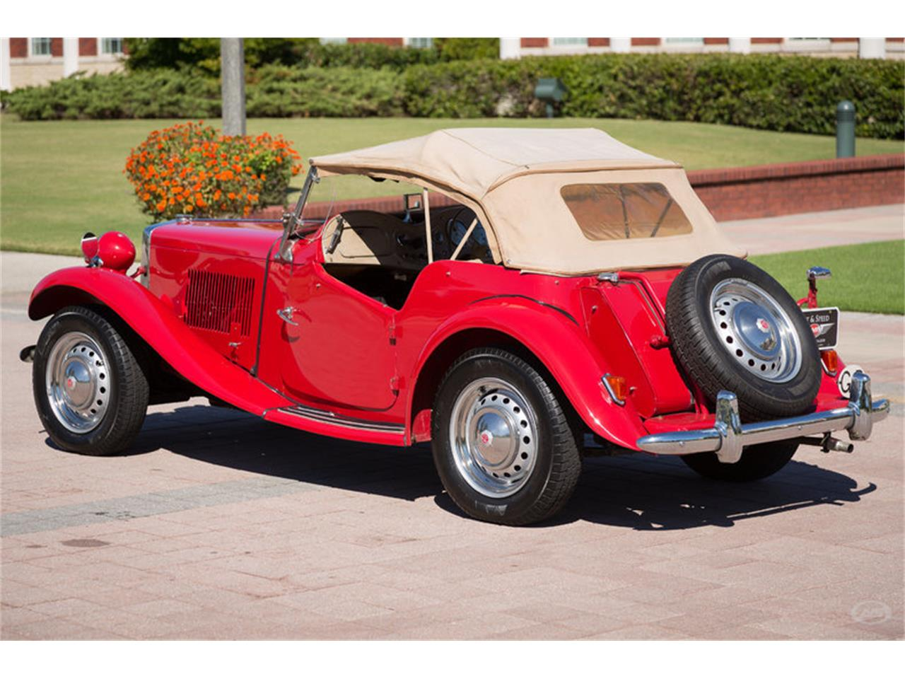 Large Picture of Classic '51 MG TD - $27,900.00 Offered by Art & Speed - JKEU