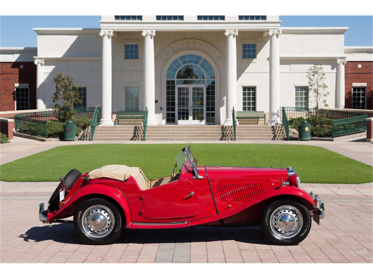 Large Picture of Classic '51 MG TD located in Collierville Tennessee - $27,900.00 - JKEU