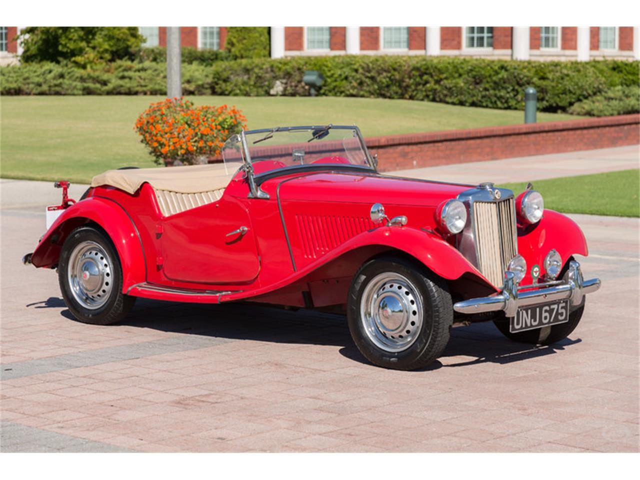 Large Picture of Classic '51 MG TD located in Tennessee - $27,900.00 Offered by Art & Speed - JKEU