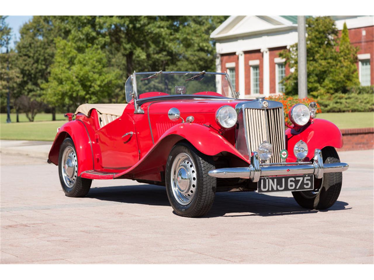 Large Picture of '51 MG TD - $27,900.00 - JKEU