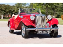 Picture of Classic 1951 MG TD located in Tennessee - $27,900.00 Offered by Art & Speed - JKEU
