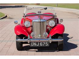 Picture of 1951 MG TD - $27,900.00 Offered by Art & Speed - JKEU