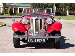 Picture of 1951 MG TD located in Tennessee - $27,900.00 - JKEU