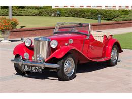 Picture of Classic 1951 MG TD located in Tennessee Offered by Art & Speed - JKEU