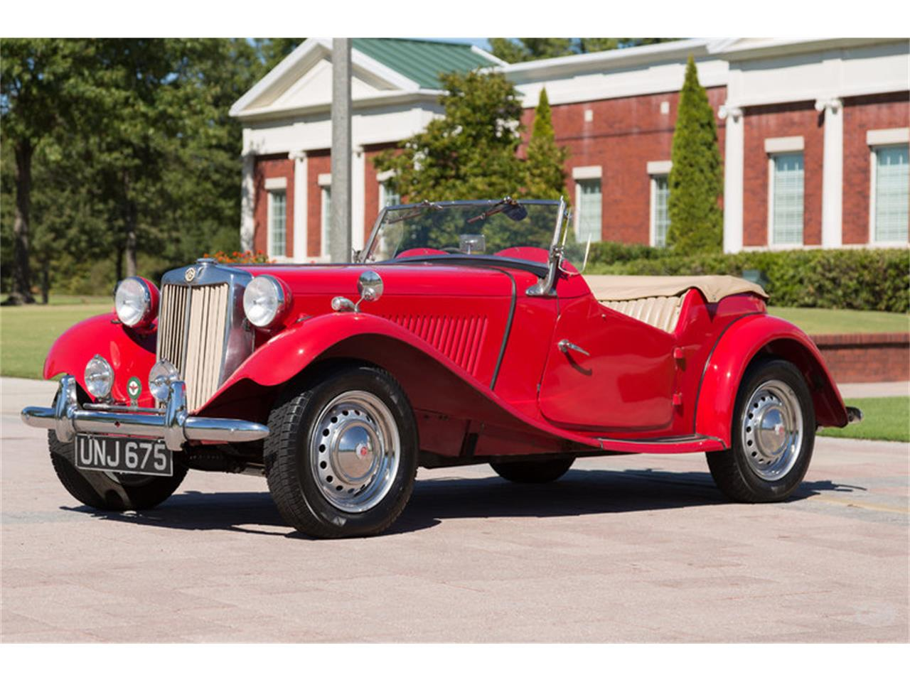 Large Picture of 1951 MG TD - $27,900.00 - JKEU