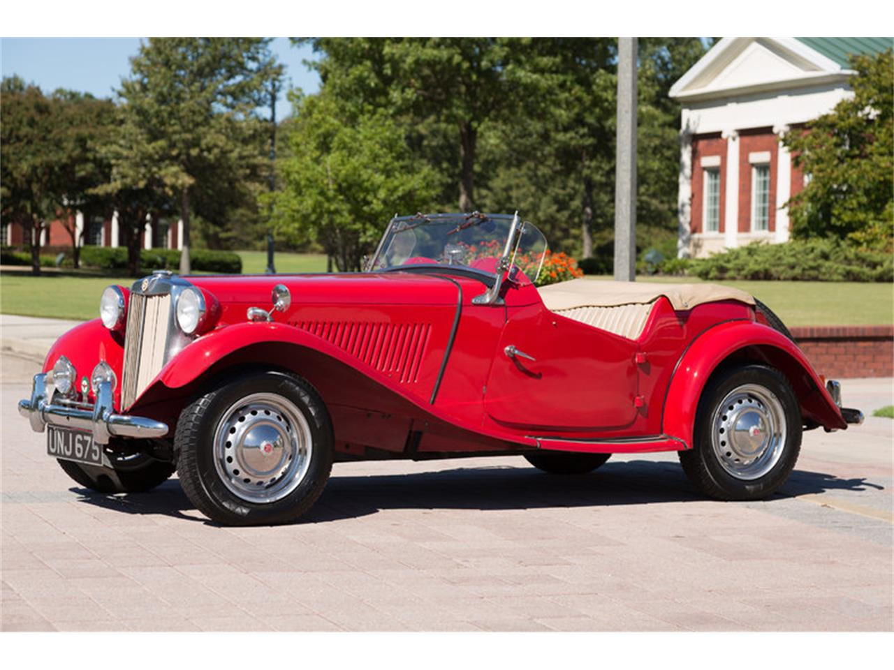 Large Picture of '51 MG TD located in Tennessee - $27,900.00 - JKEU
