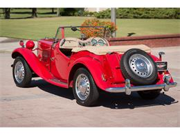 Picture of Classic 1951 MG TD - $27,900.00 Offered by Art & Speed - JKEU