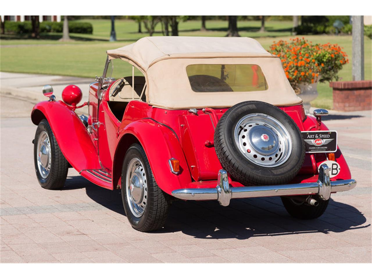 Large Picture of Classic 1951 TD - $27,900.00 - JKEU