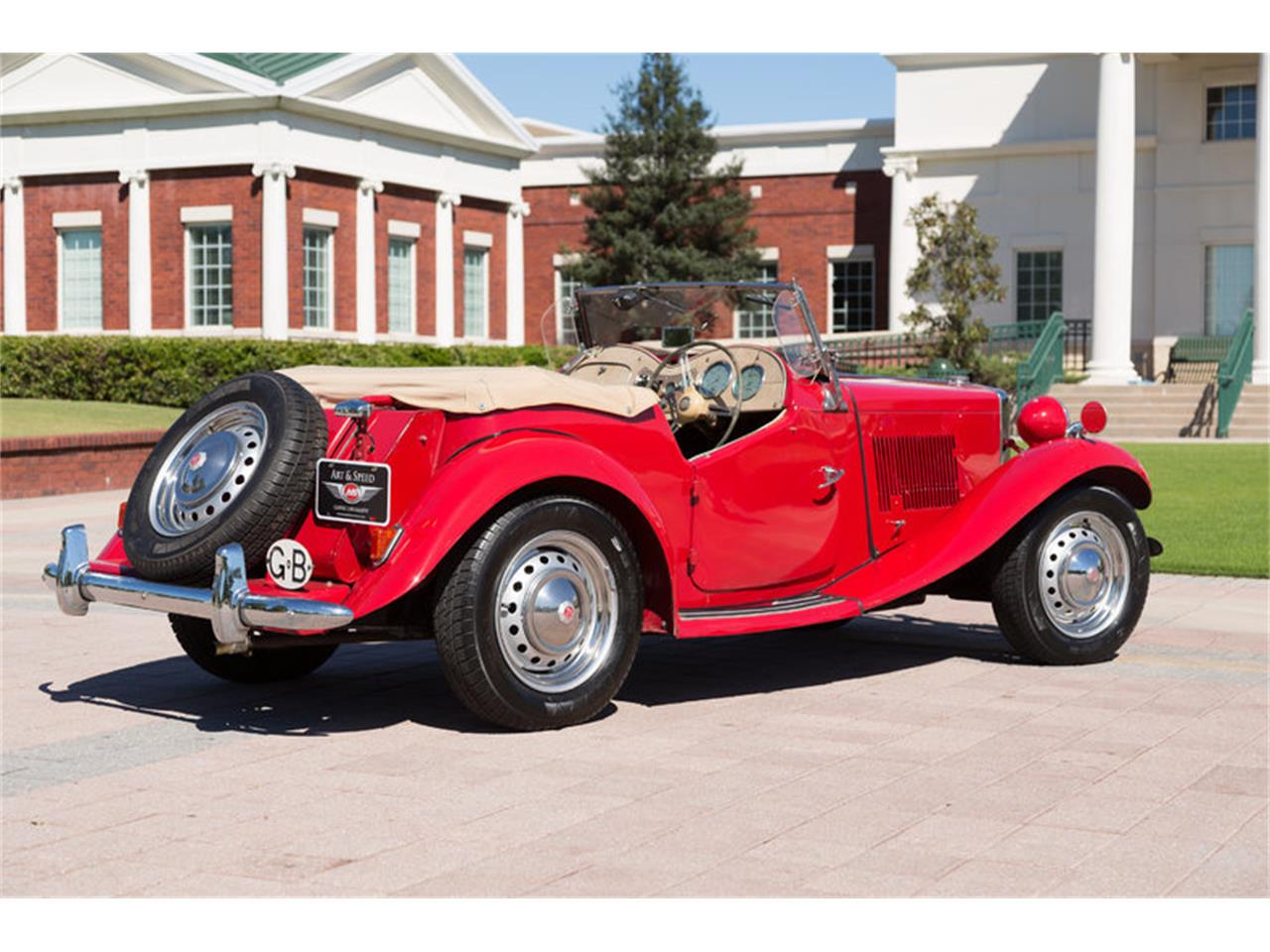Large Picture of '51 MG TD located in Collierville Tennessee - $27,900.00 - JKEU