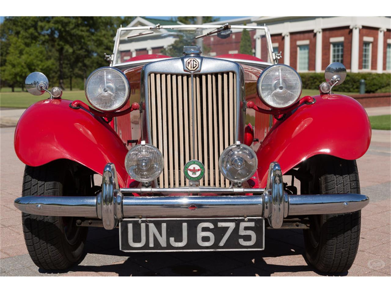 Large Picture of 1951 MG TD - JKEU