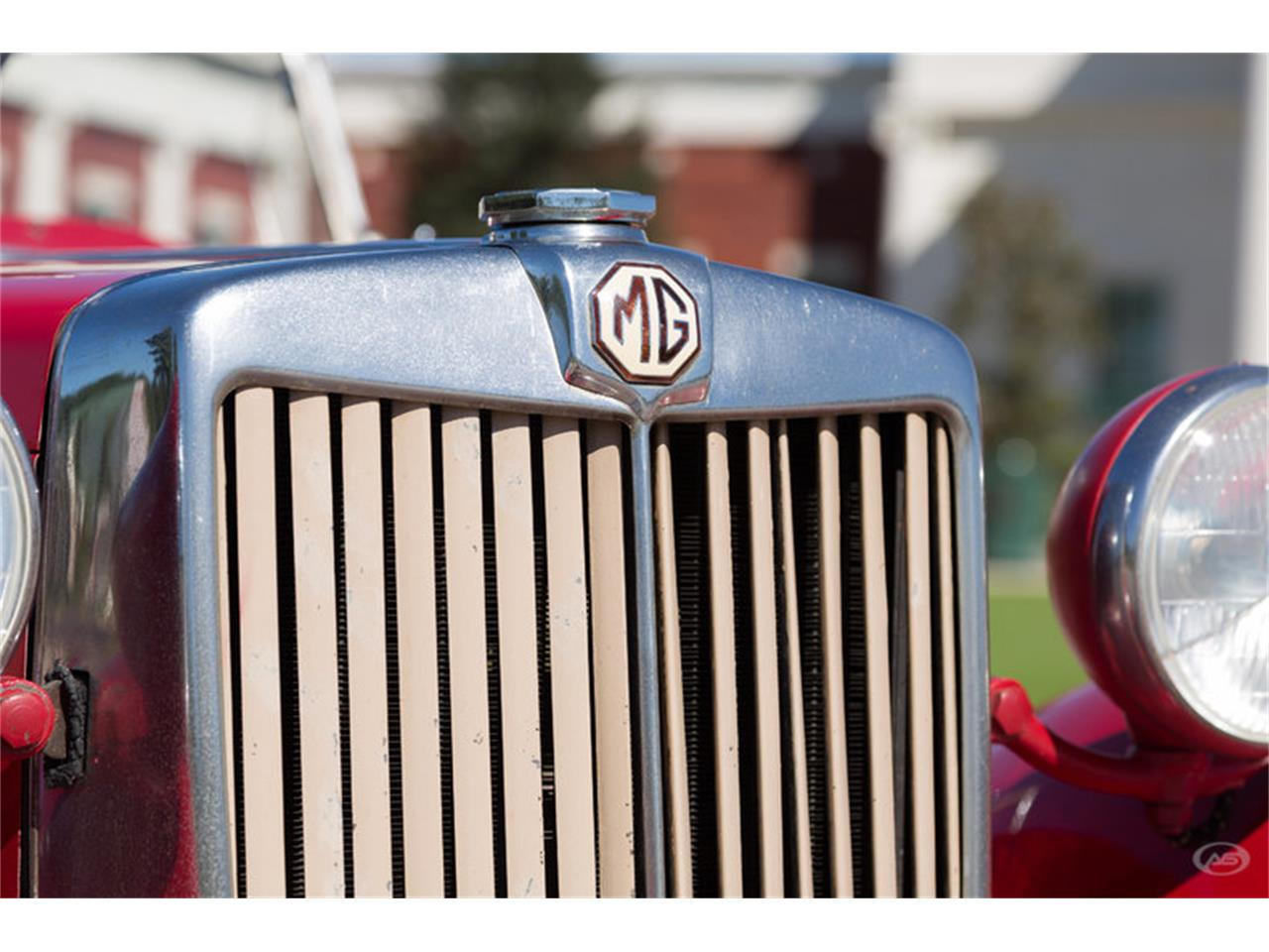 Large Picture of '51 MG TD located in Tennessee - JKEU