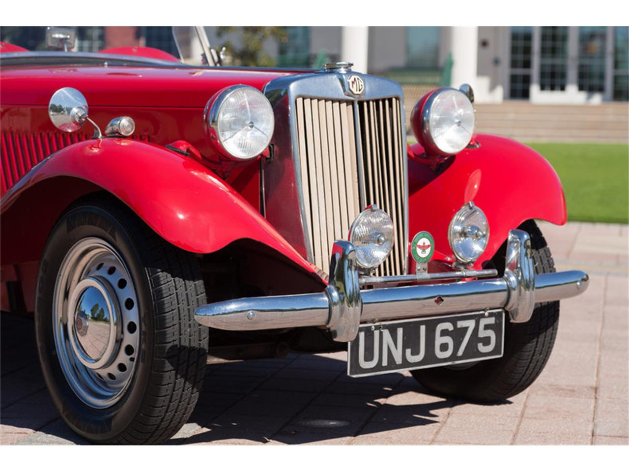 Large Picture of '51 MG TD - $27,900.00 Offered by Art & Speed - JKEU