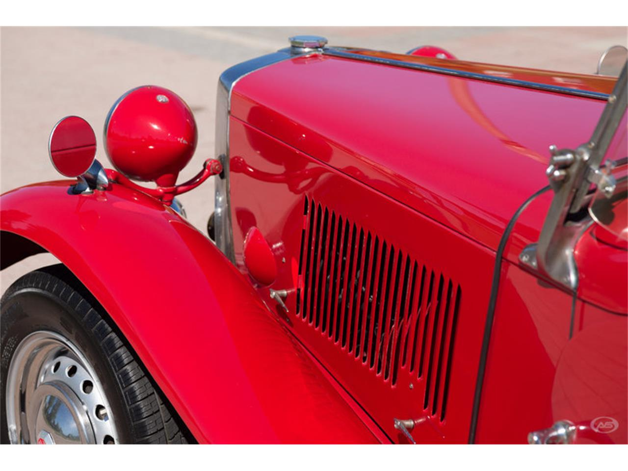 Large Picture of 1951 MG TD located in Collierville Tennessee - $27,900.00 Offered by Art & Speed - JKEU