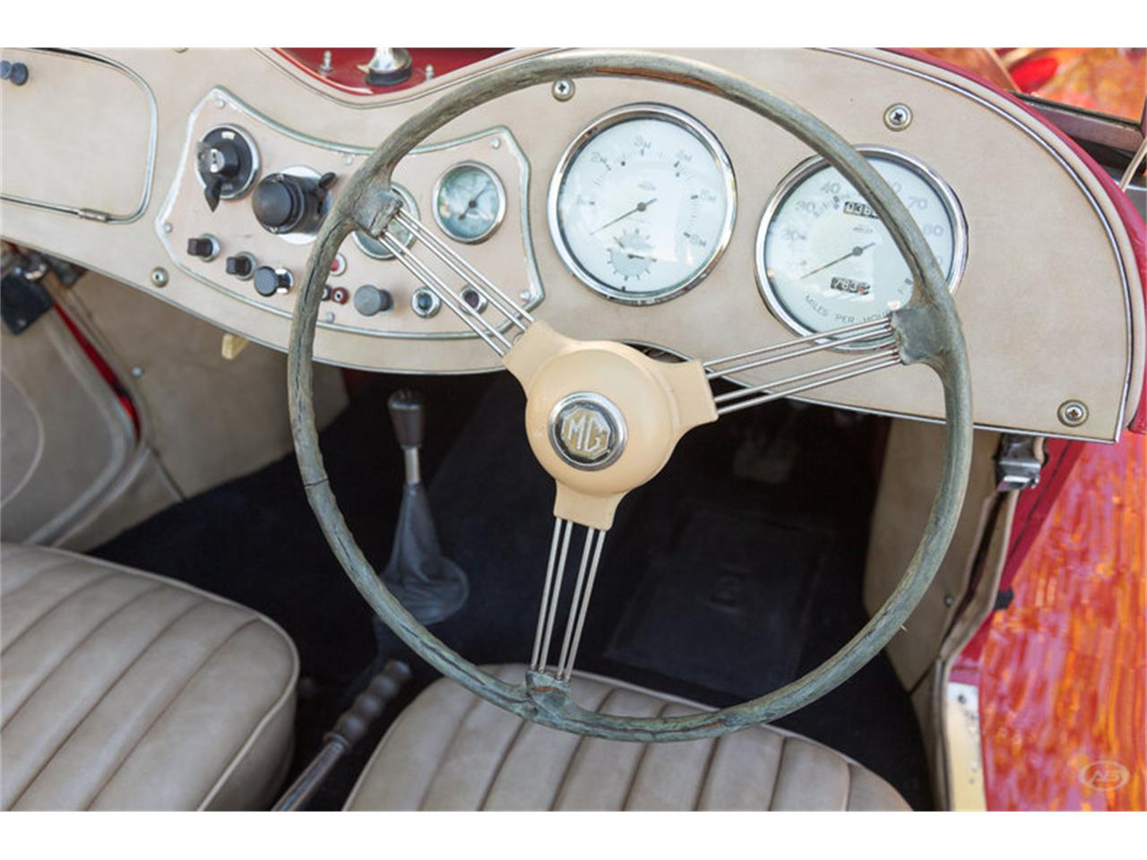 Large Picture of Classic 1951 MG TD - $27,900.00 - JKEU