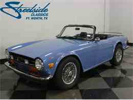 Picture of '74 TR6 - JKF8