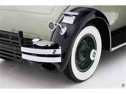 Picture of Classic 1929 Stutz Blackhawk Offered by Hyman Ltd. Classic Cars - JKFP