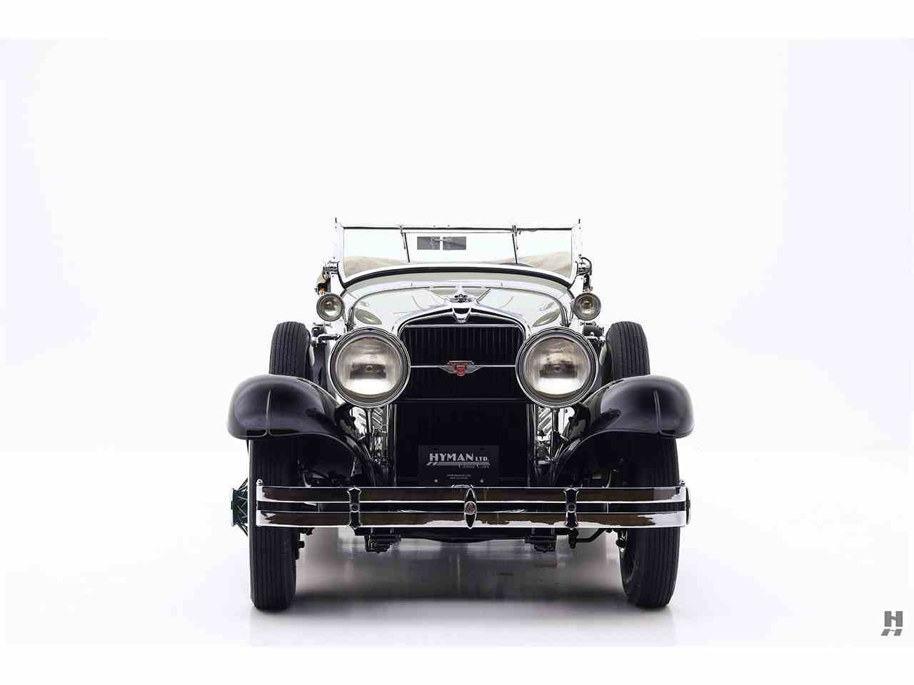 Large Picture of Classic 1929 Stutz Blackhawk located in Saint Louis Missouri - $137,500.00 Offered by Hyman Ltd. Classic Cars - JKFP
