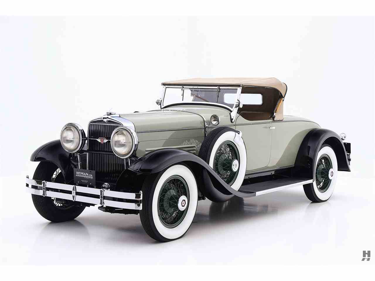 Large Picture of Classic 1929 Stutz Blackhawk Offered by Hyman Ltd. Classic Cars - JKFP