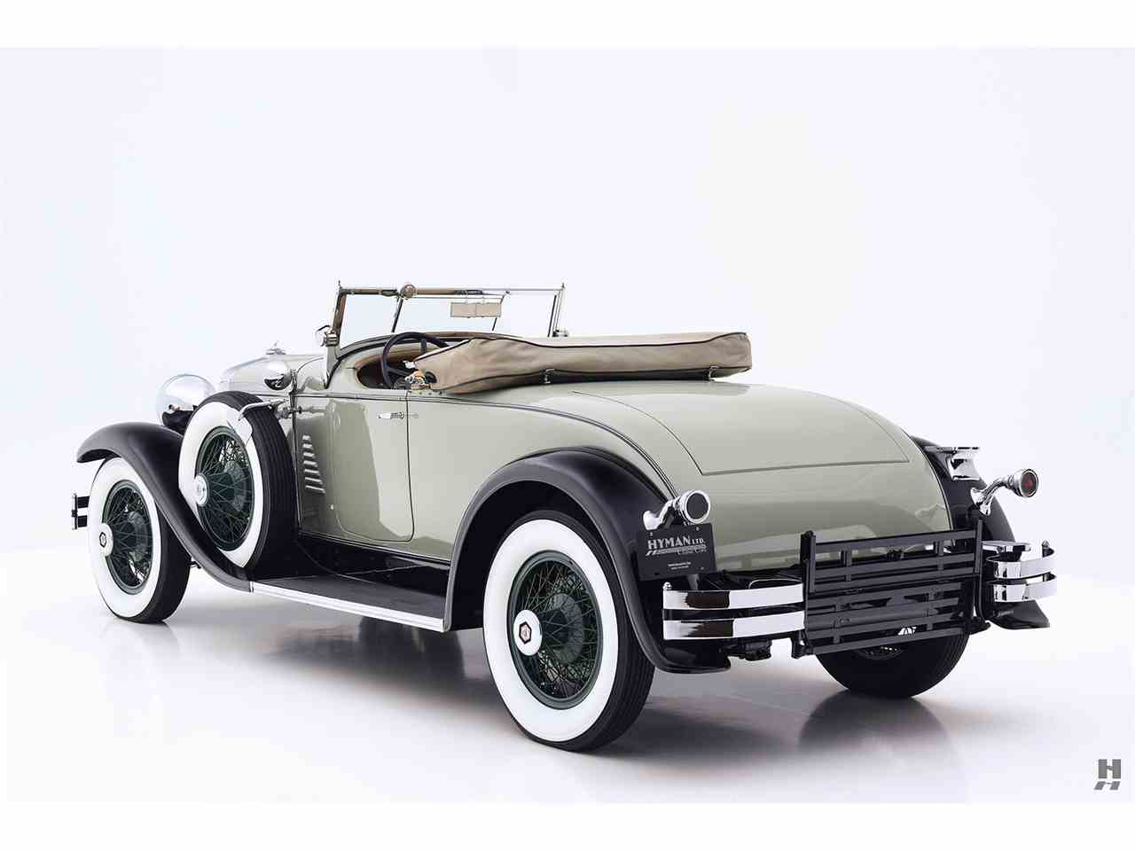Large Picture of Classic '29 Stutz Blackhawk located in Missouri - $137,500.00 Offered by Hyman Ltd. Classic Cars - JKFP