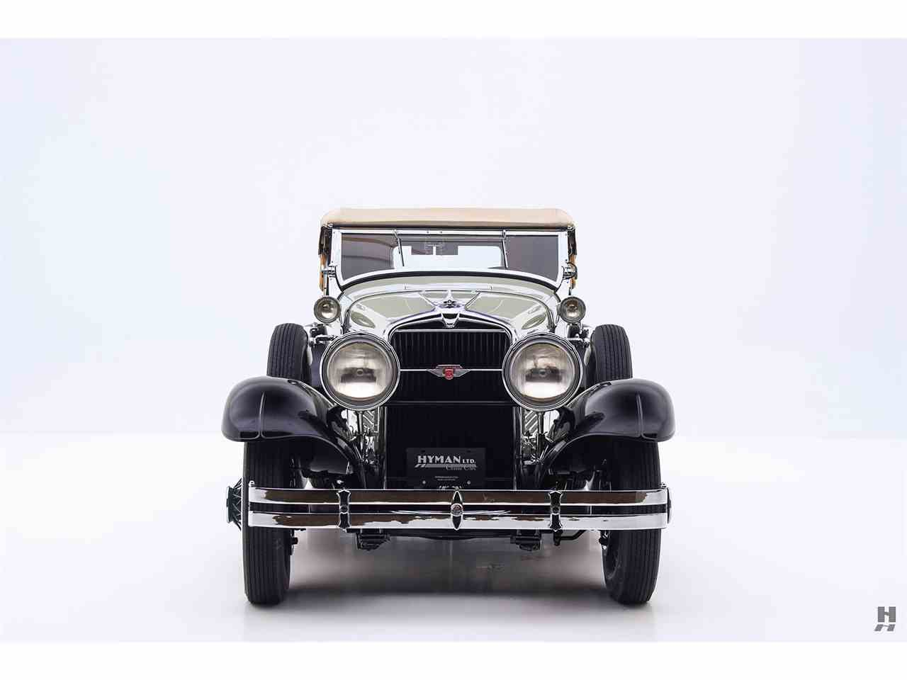 Large Picture of 1929 Stutz Blackhawk located in Saint Louis Missouri Offered by Hyman Ltd. Classic Cars - JKFP