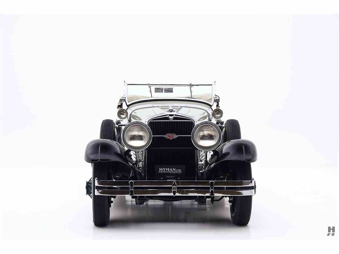Large Picture of Classic '29 Stutz Blackhawk located in Missouri Offered by Hyman Ltd. Classic Cars - JKFP