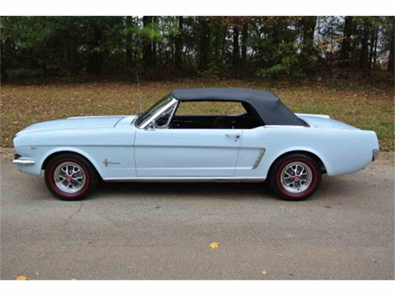 Large Picture of '65 Mustang - JKGE