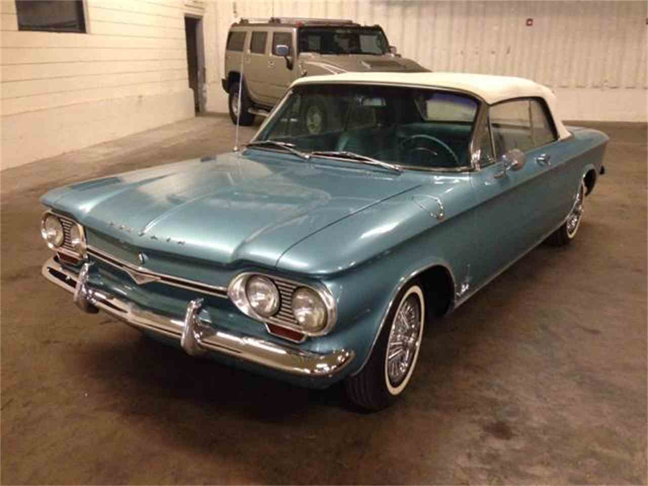 Large Picture of '64 Corvair - JKGO