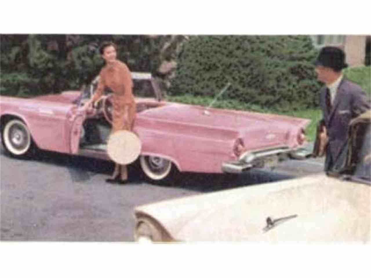 Large Picture of '57 Thunderbird - JKGP