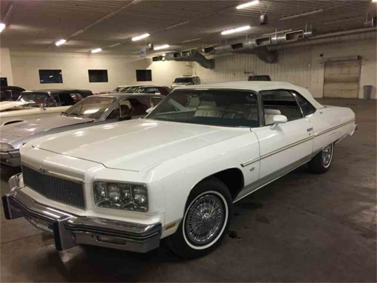 Large Picture of '75 Caprice Classic - JKGQ