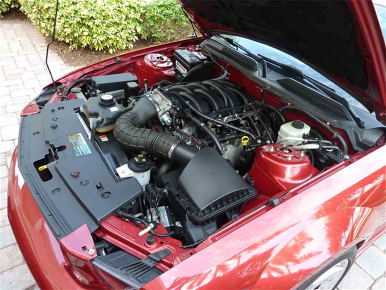 Large Picture of '05 Mustang (Saleen) - JKHH
