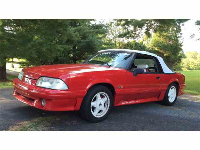 Picture of '92 Mustang GT - $9,995.00 Offered by  - JKI4