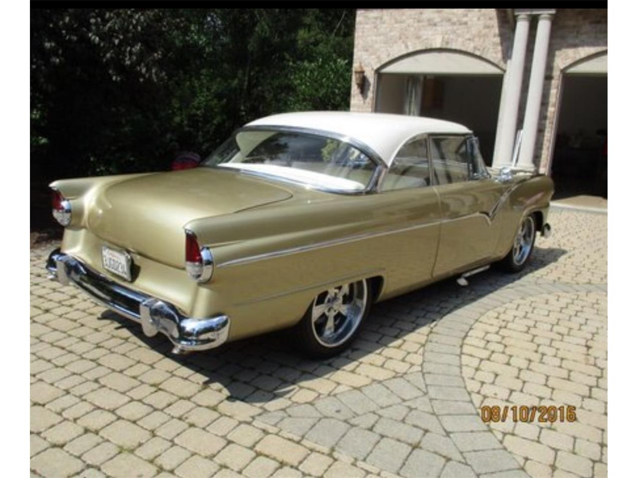 Large Picture of '55 Ford Fairlane Victoria located in Illinois - JKID