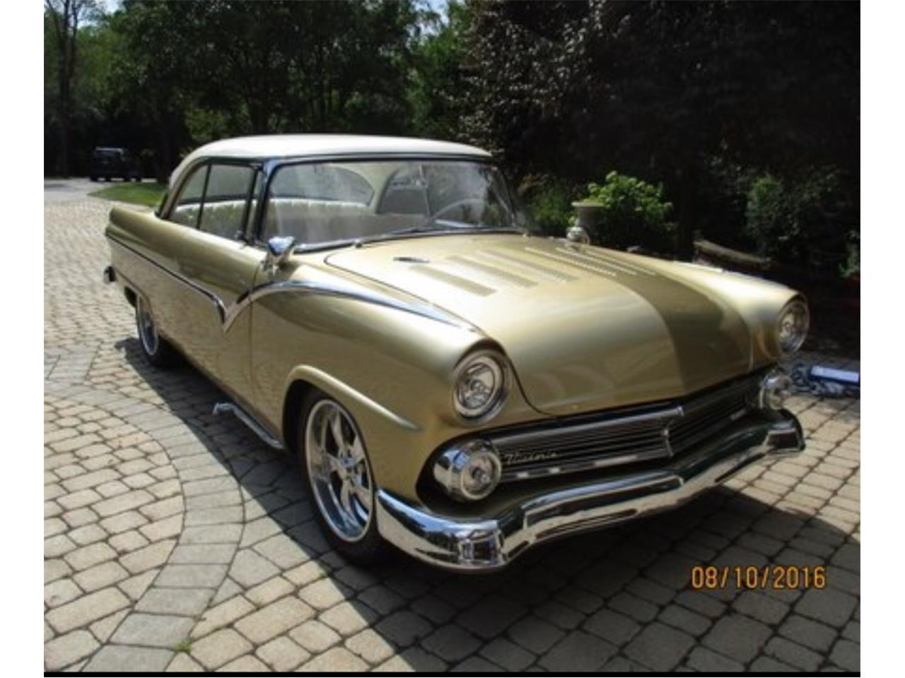 Large Picture of '55 Ford Fairlane Victoria - $75,000.00 Offered by a Private Seller - JKID