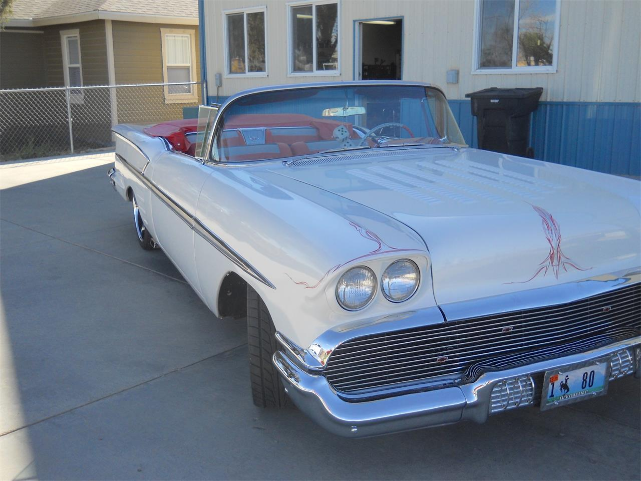 Large Picture of '58 Impala - JKIT