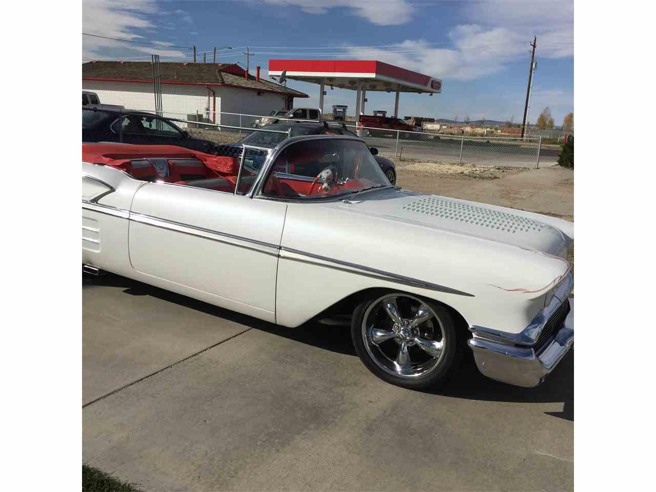 Large Picture of '58 Impala - JKIT
