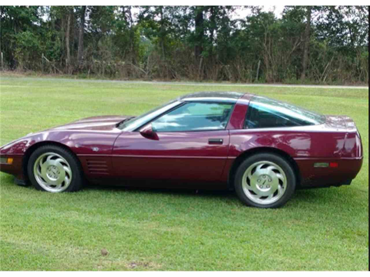 Large Picture of '93 Corvette - JKJR