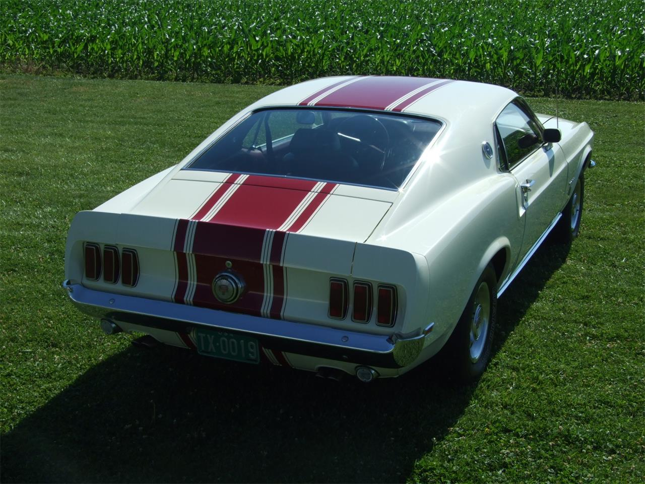 Large Picture of 1969 Ford Mustang located in Indiana - $34,500.00 Offered by Auto Connection, Inc. - JKJU