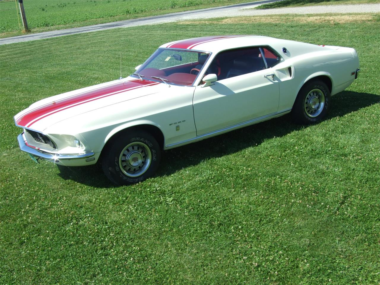 Large Picture of 1969 Ford Mustang Offered by Auto Connection, Inc. - JKJU