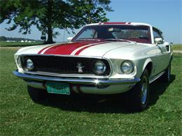 Picture of 1969 Mustang located in Monticello Indiana - JKJU