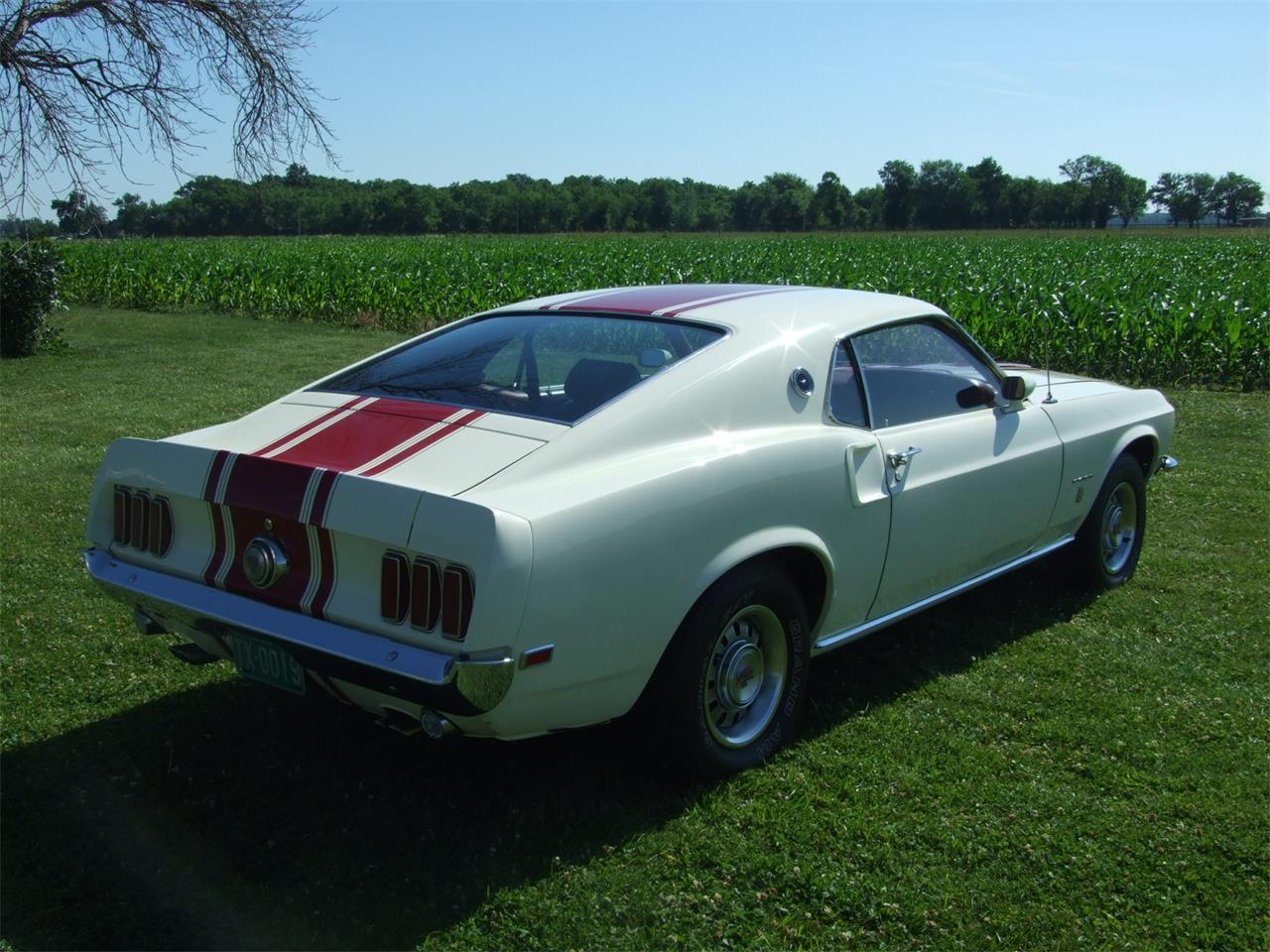 Large Picture of 1969 Mustang - $34,500.00 Offered by Auto Connection, Inc. - JKJU