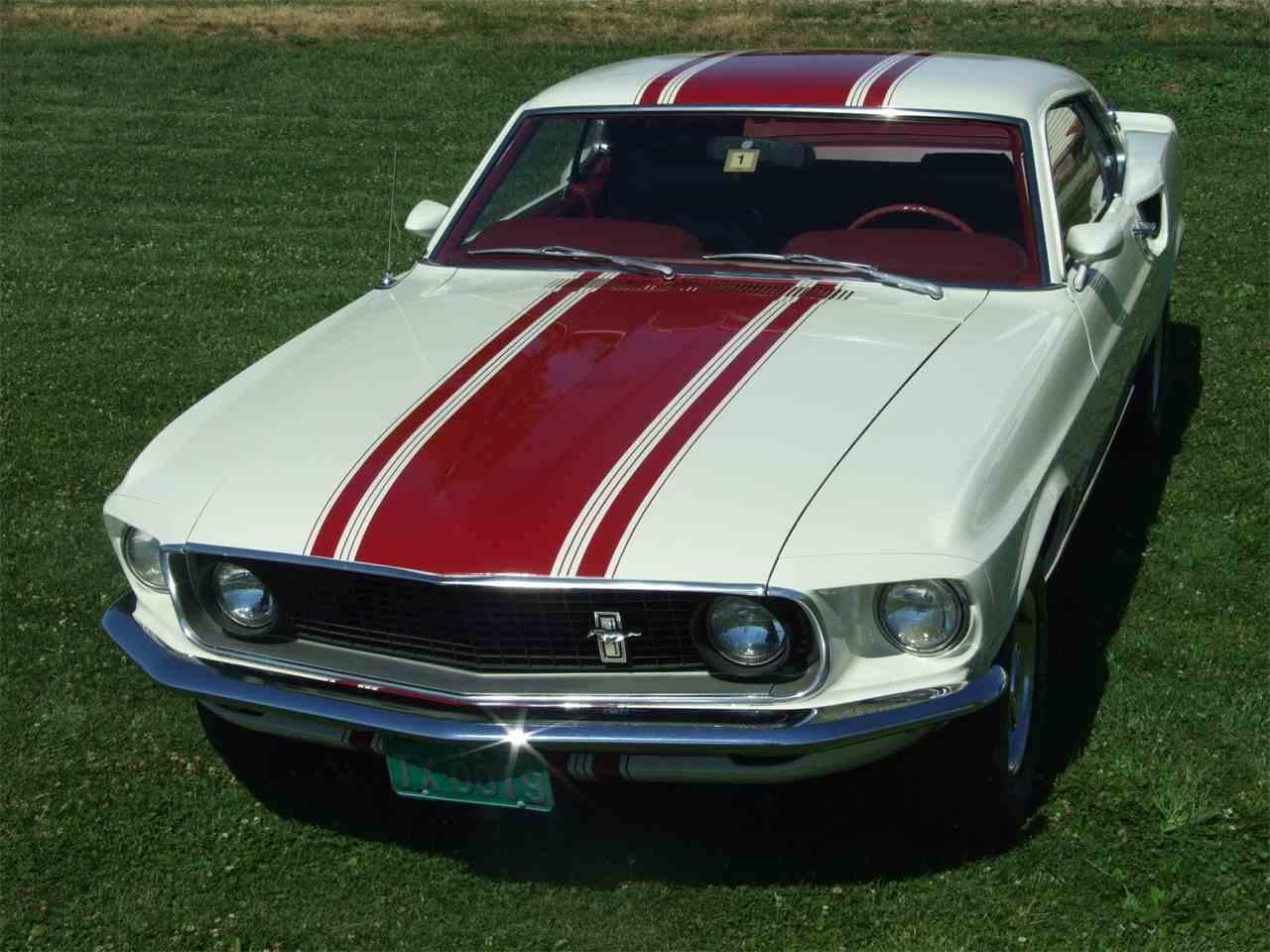 Large Picture of '69 Mustang - JKJU