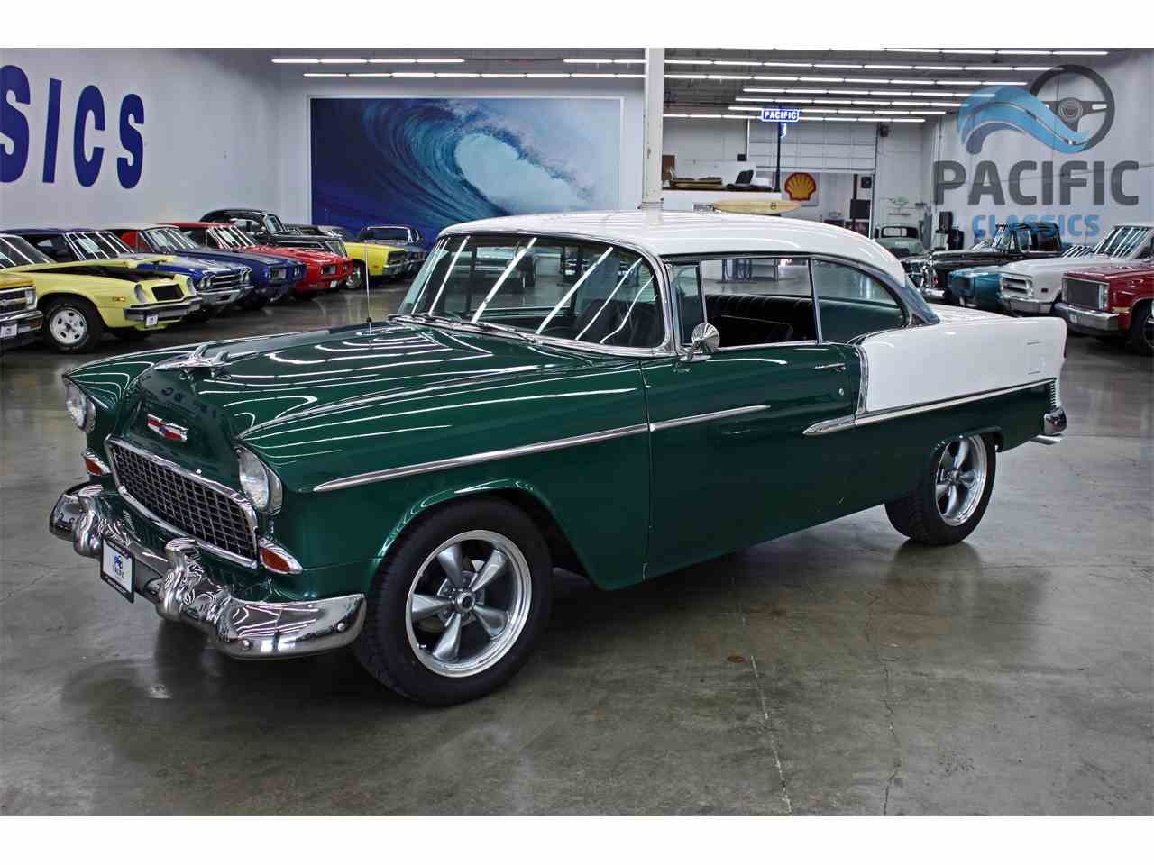 Large Picture of Classic '55 Chevrolet 210 located in Washington - $36,995.00 Offered by Pacific Classics - JKKC