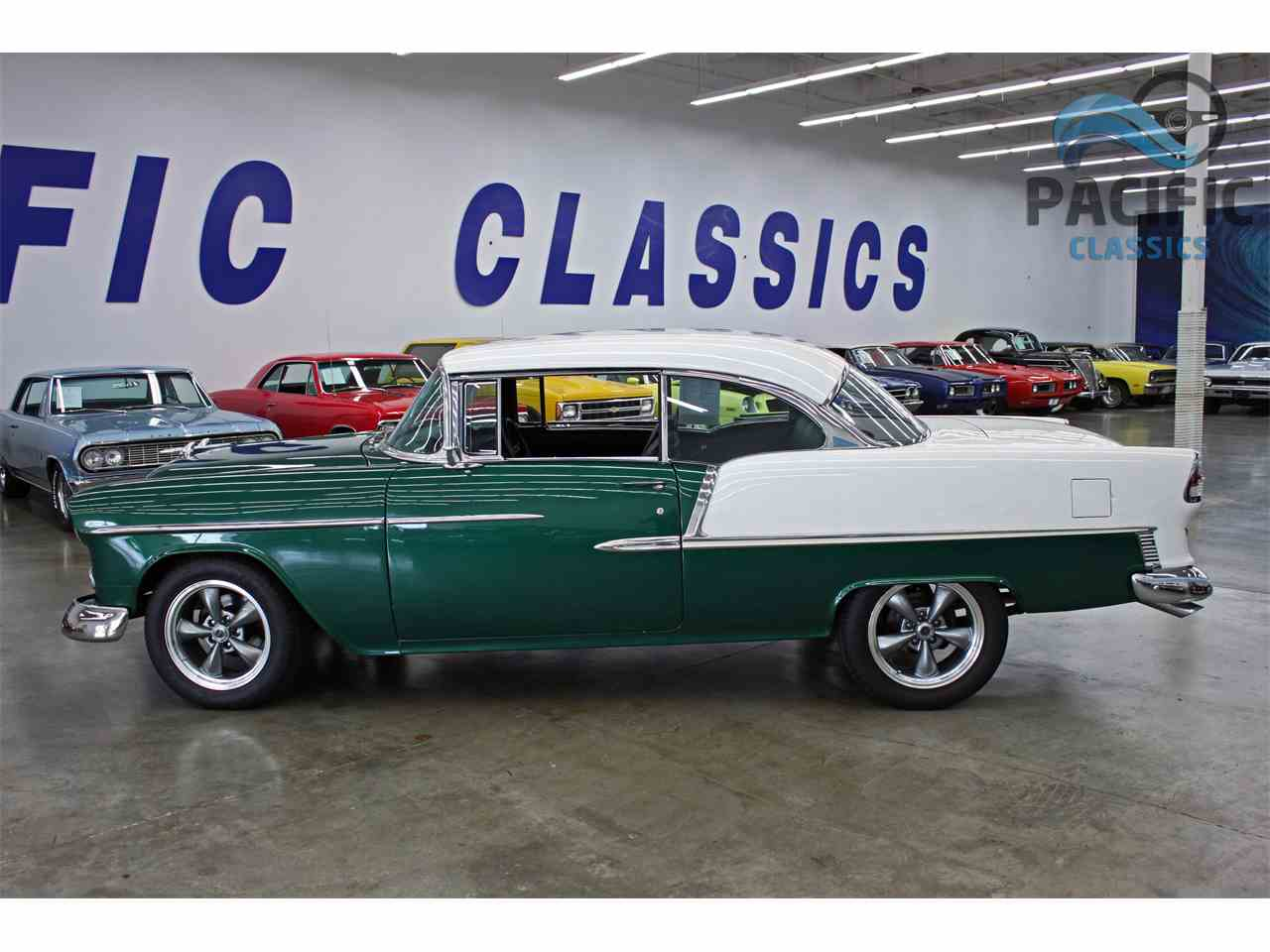 Large Picture of Classic '55 210 located in Washington Offered by Pacific Classics - JKKC