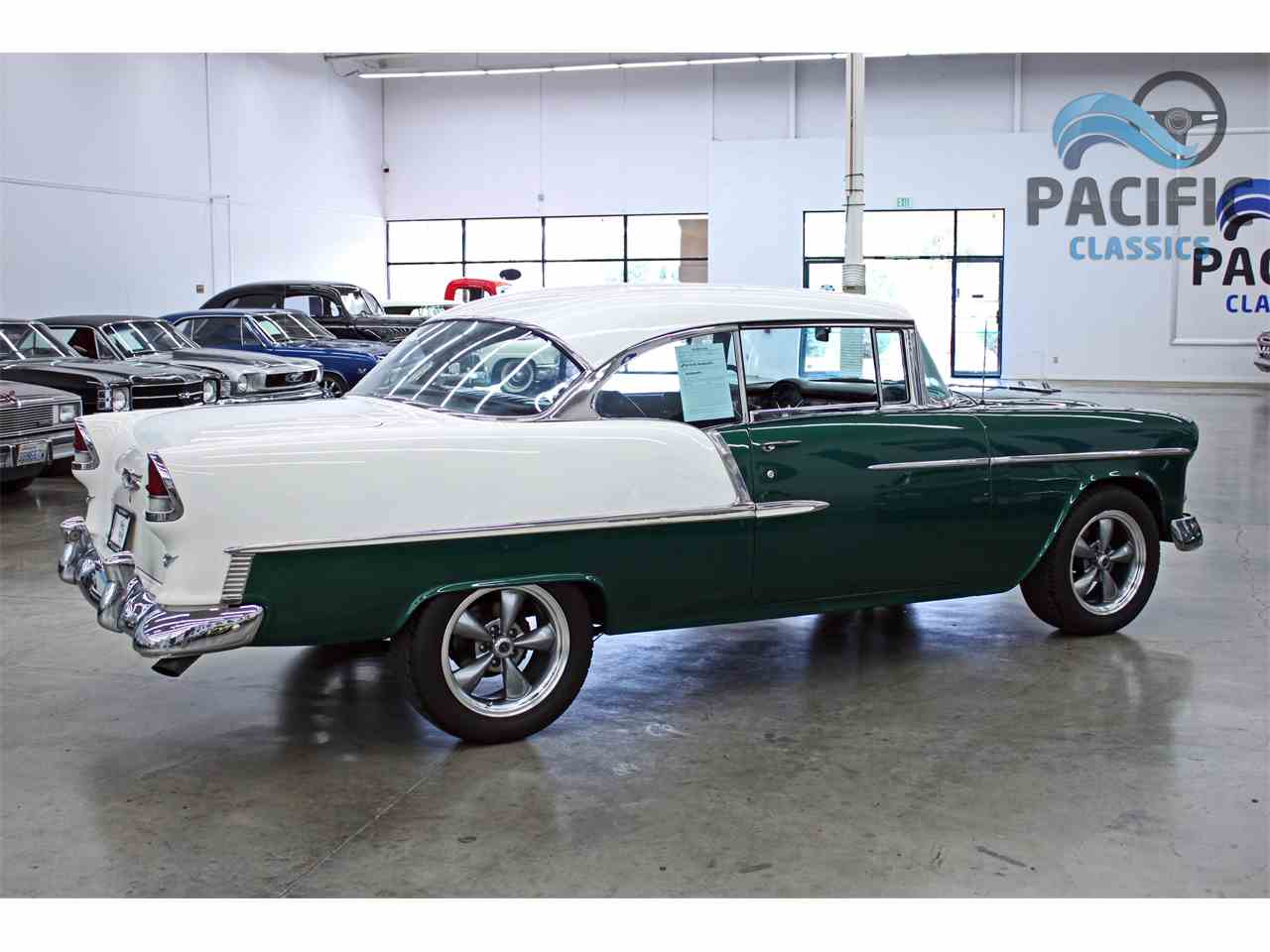 Large Picture of Classic '55 Chevrolet 210 Offered by Pacific Classics - JKKC