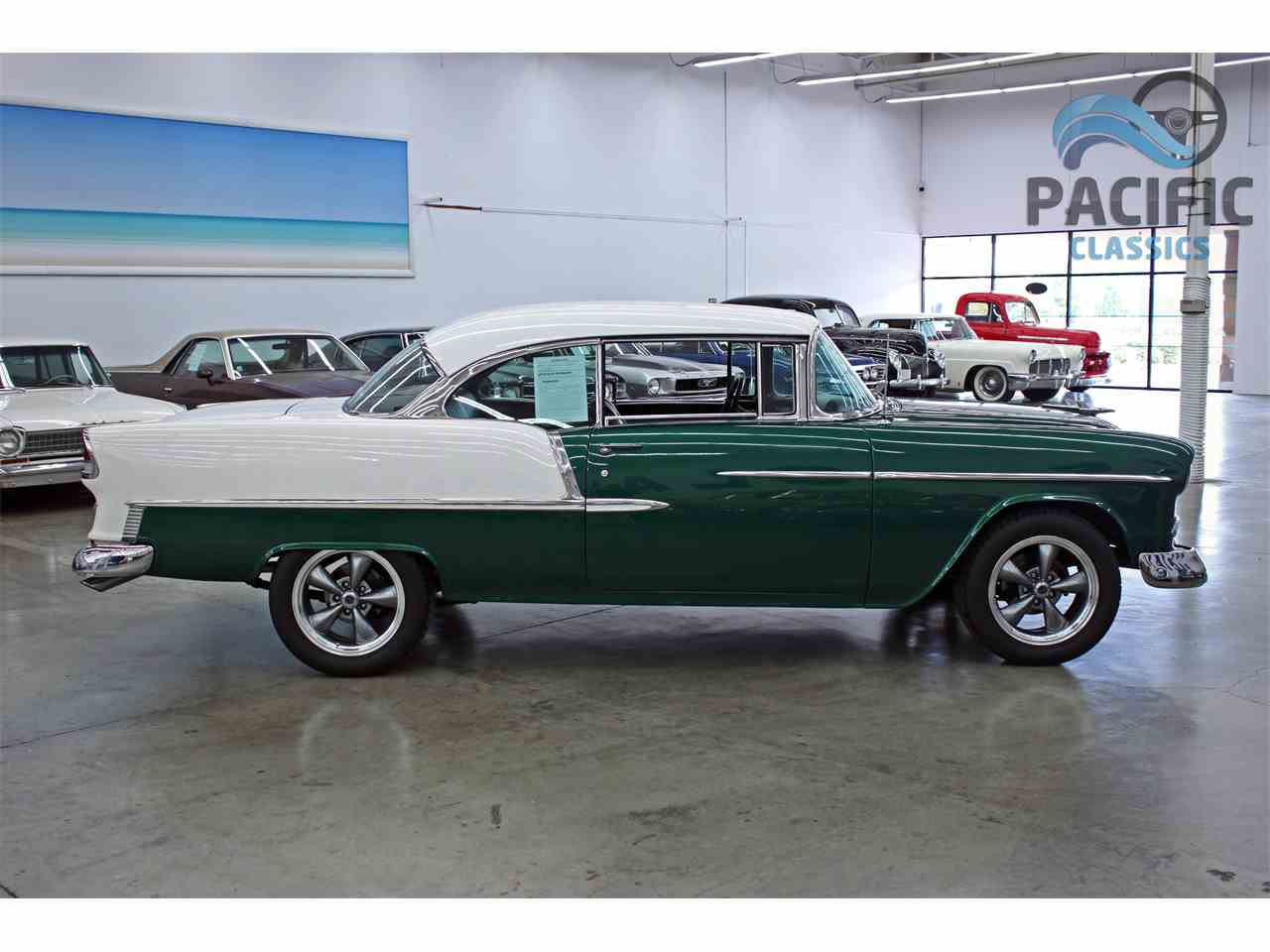 Large Picture of Classic '55 Chevrolet 210 located in Washington Offered by Pacific Classics - JKKC