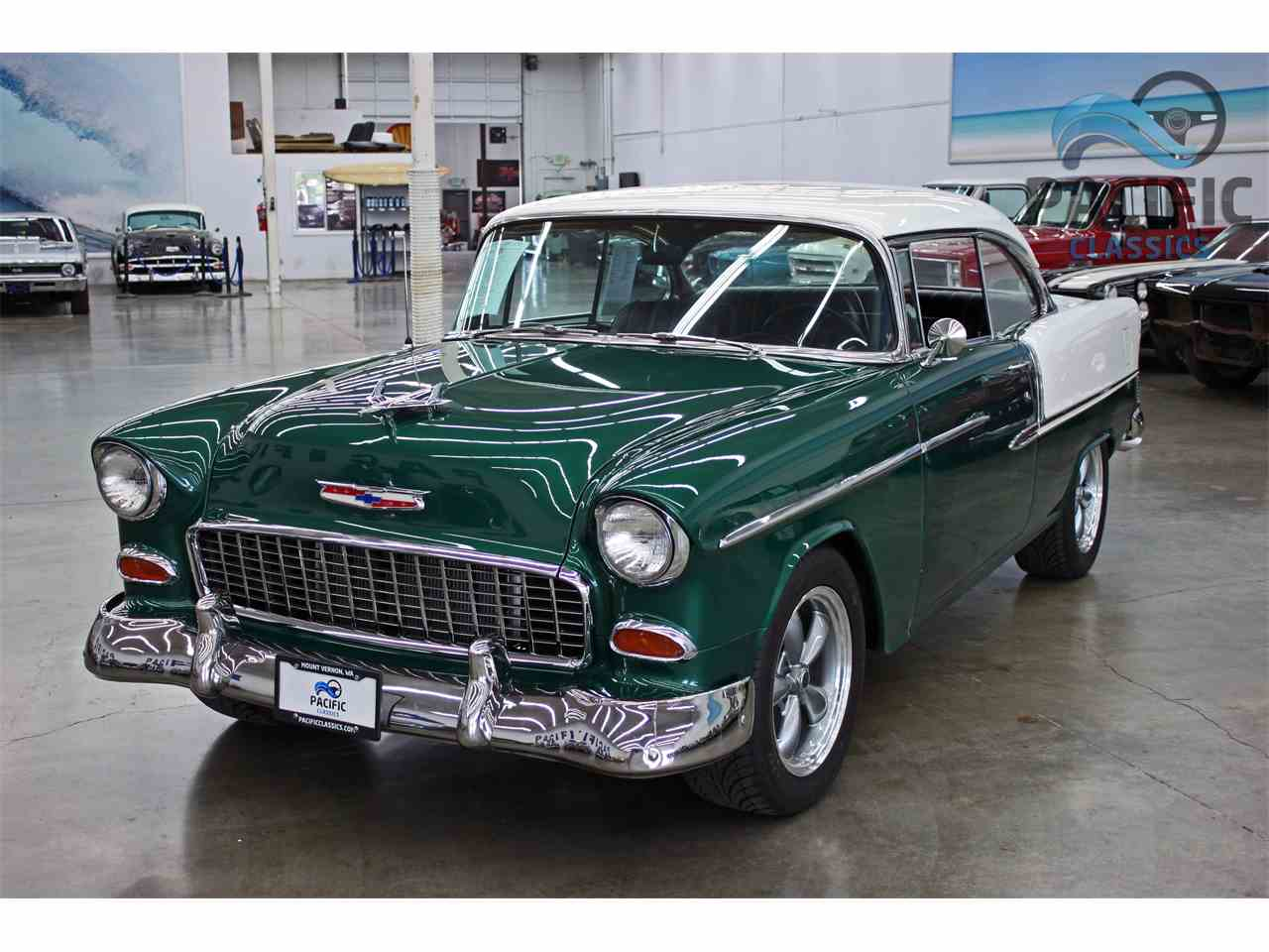 Large Picture of '55 Chevrolet 210 Offered by Pacific Classics - JKKC