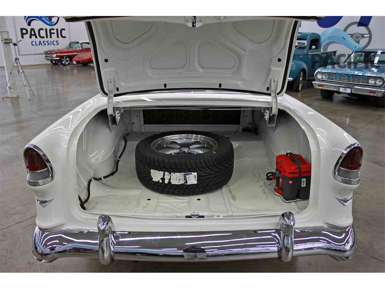 Large Picture of Classic 1955 Chevrolet 210 - $36,995.00 Offered by Pacific Classics - JKKC