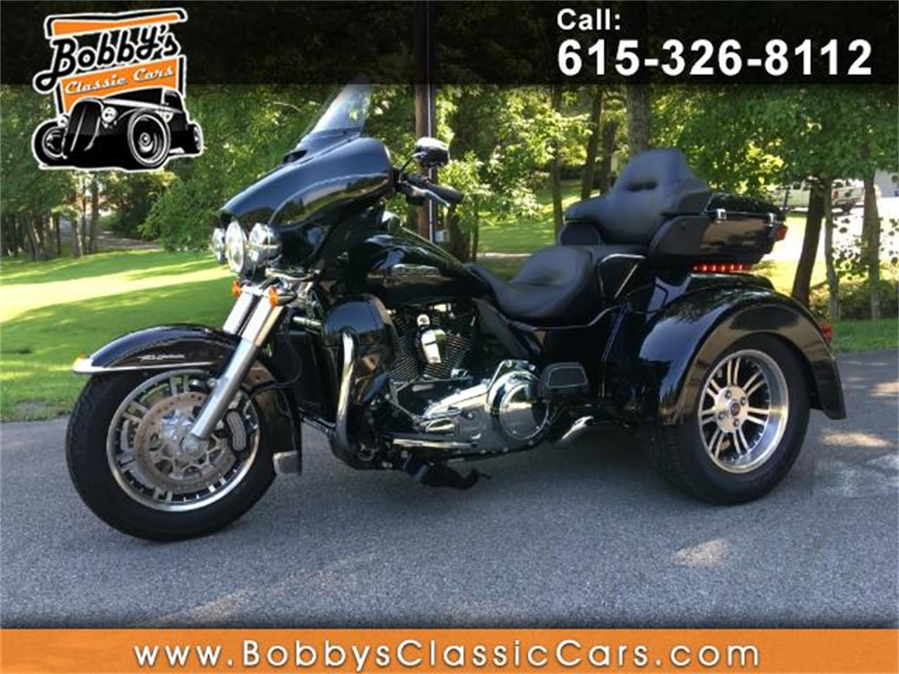For Sale: 2015 Harley-Davidson Trike in Dickson, Tennessee