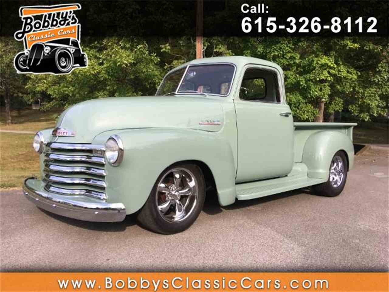 Large Picture of '48 3100 located in Tennessee - $56,900.00 Offered by Bobby's Car Care - JKLS