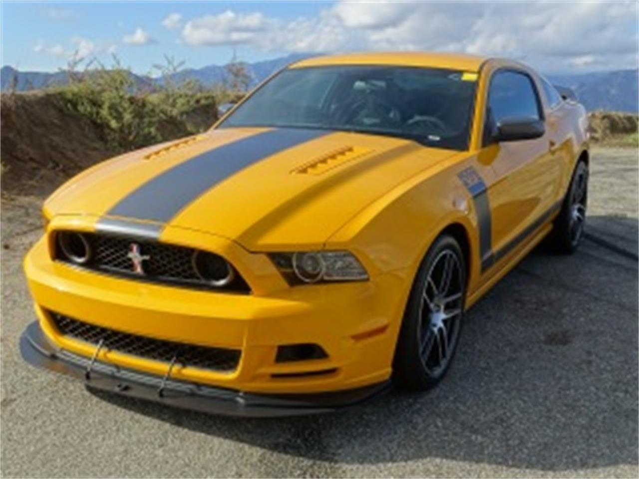 2013 ford boss 302 laguna seca for sale classiccars com cc 913333
